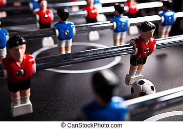 asztal futball