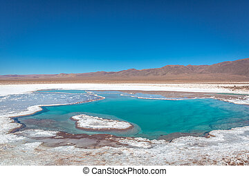 Atacama Desert in northern Chile
