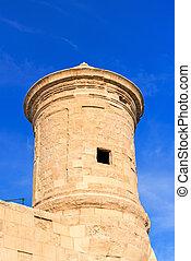 atalaya,  Valletta, puerto, magnífico