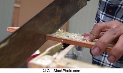 atelier, charpentier, fonctionnement, bois, métier