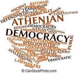 atenka, demokracja