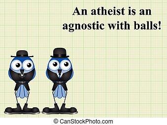 Atheism saying