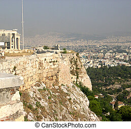 Athens and ancient