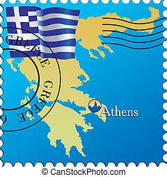 Athens - capital of Greece