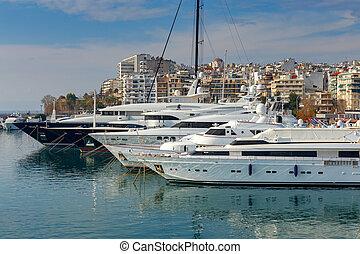 Athens. Port Piraeus.