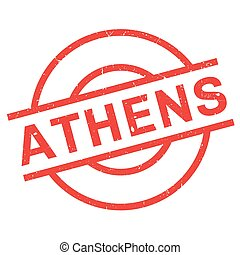 Athens rubber stamp