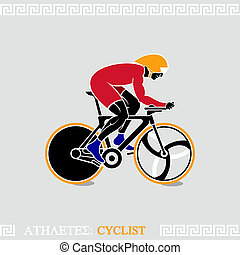 Athlete Cyclist