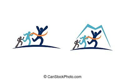 Athlete Run