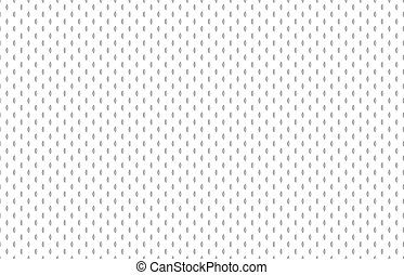 Athletic fabric texture. Football shirt cloth, textured sport fabrics or sports textile, nylon jersey seamless athletic material structure. polyester hockey check netting vector pattern