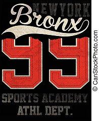 athletische, vectors, t-shirt, typographie, hochschule, grafik, sport