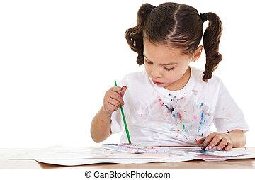 atividades, pré-escolar