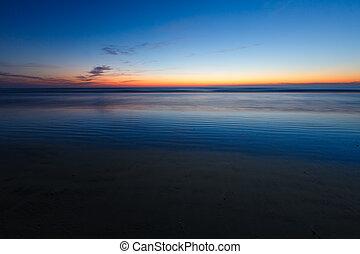 atlântico, amanhecer