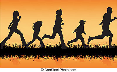 atlétikai, család