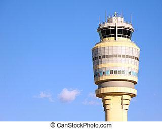 Atlanta Air Traffic Control Tower - Air Traffic Control...