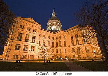 Atlanta, Georgia - State Capitol Building