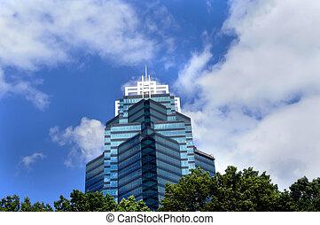 Atlanta Skyscraper