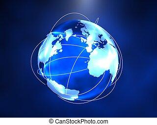 atlante, globale, -