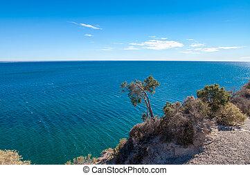 Atlantic Coast near Puerto Madryn, Argentina