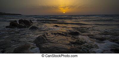 coast of the Canary Islands