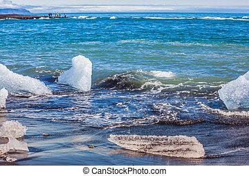 Atlantic Icy coast