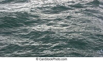 Atlantic ocean abstract. - Atlantic ocean close up abstract...