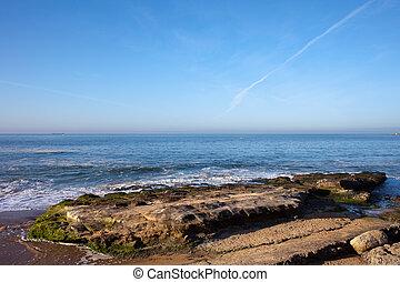Atlantic Ocean Coast in Cascais