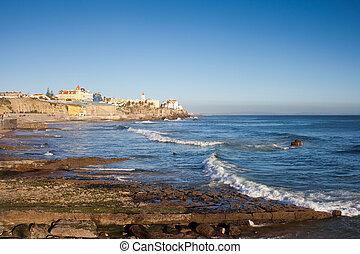 Atlantic Ocean Coast in Estoril
