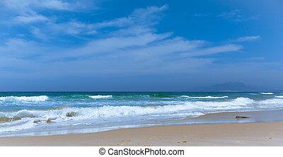 Atlantic ocean,Spain,Tarifa