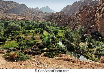 Atlas mountains, Marocco.
