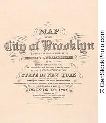 Atlas of Brooklyn