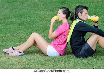 atletas, dieta