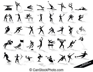 atleti, profili