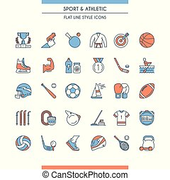 atletica, icone sport