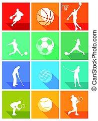 atletismo bola