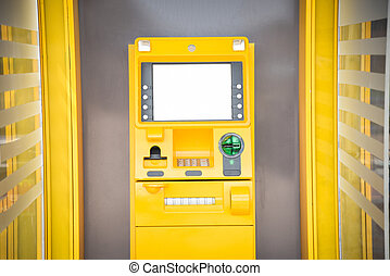 ATM / Automated teller machine