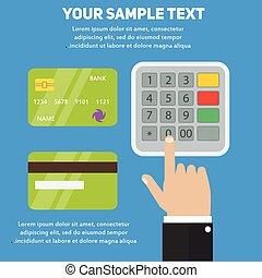 atm, kodeks, wchodzenie, szpilka, ręka, terminal, kredyt, ludzki, bilety, wpłata, bank