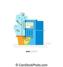 ATM minimal concept