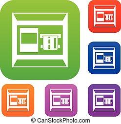 ATM set collection