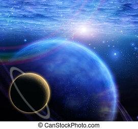 atmosfera, planetas