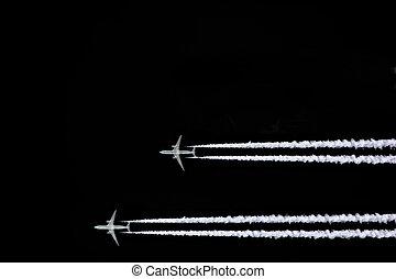 atmosferisch, pollutants