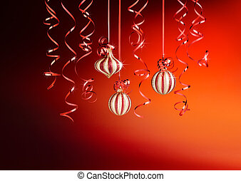 atmosphäre, weihnachten
