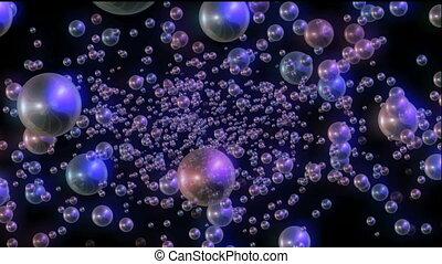 atom bubble