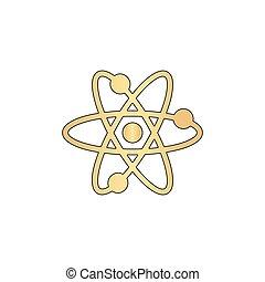 atom computer symbol