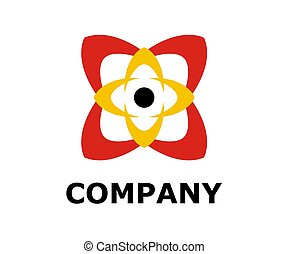 atom logo 11