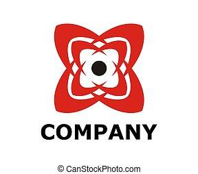 atom logo 12