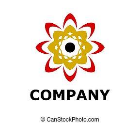 atom logo 5