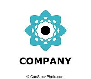 atom logo 6