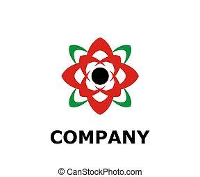 atom logo 8