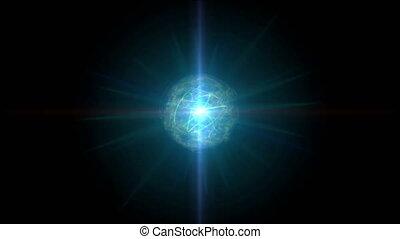 atom pulsing 4k