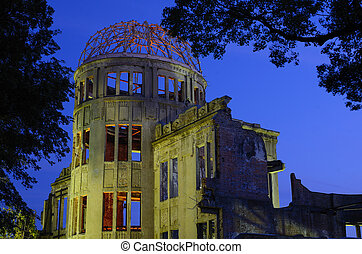 Atomic Dome - The Atomic Dome was the former Hiroshima...